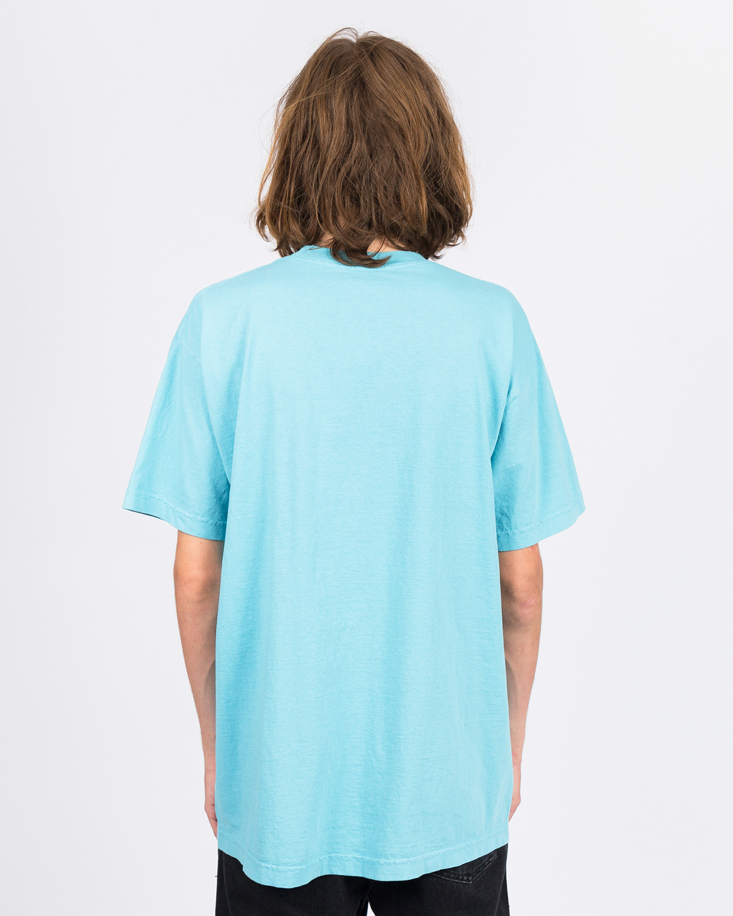 Dime Egg T-Shirt Aqua