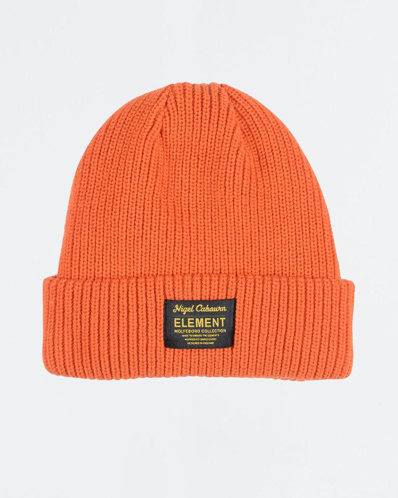 Element Element Cabourn Hash Beanie Orange