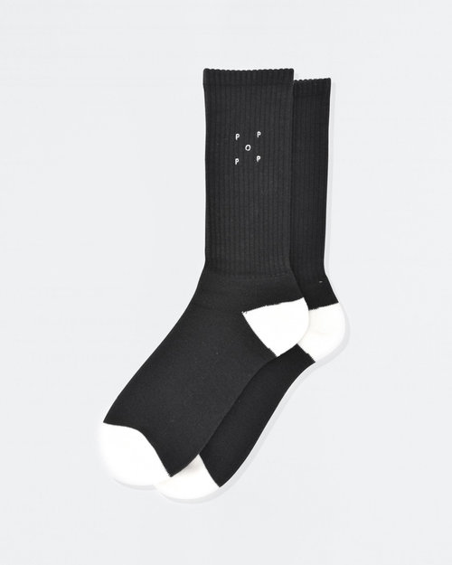 Pop Trading Co Pop Trading Co pop sport socks anthracite