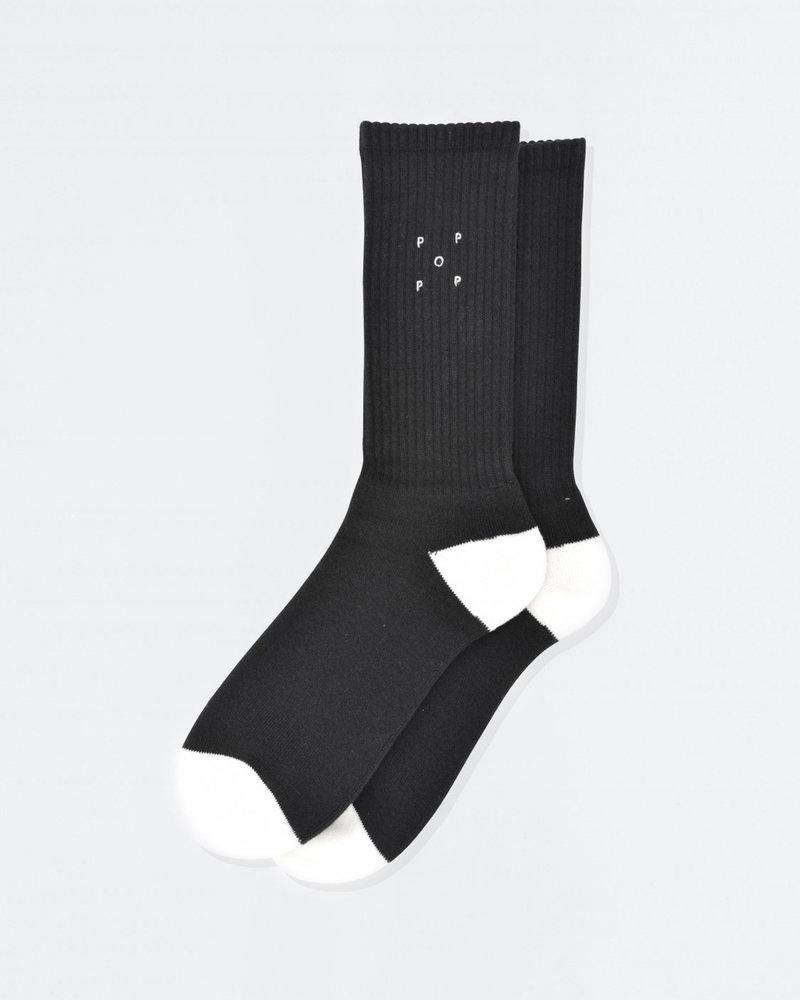 Pop Trading Co Pop Trading Co pop sport socks anthracite
