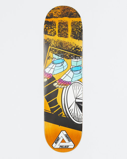 Palace Palace Fairfax Deck 8,06''