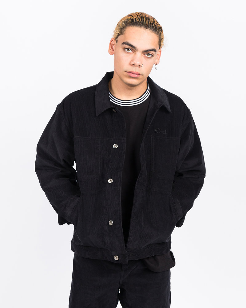 Polar Polar Cord Jacket Black