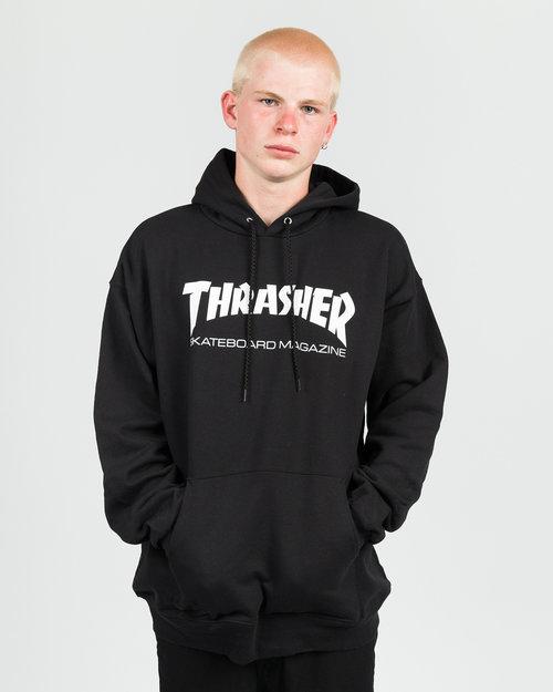 Thrasher Thrasher Skate Mag Hoodie Black