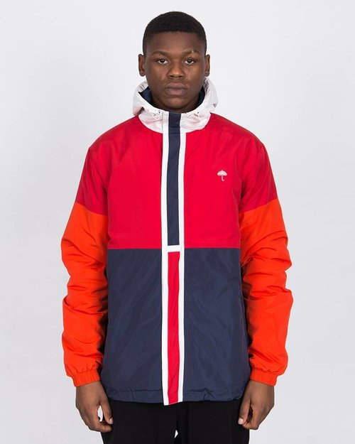 Helas Helas Delta Jacket Red/Navy