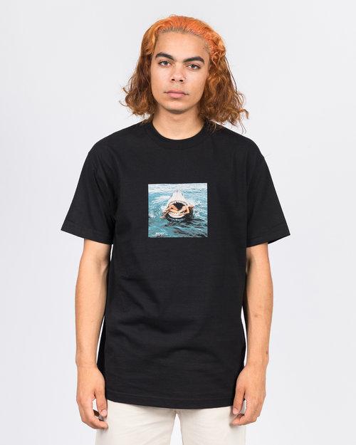 Becky Becky Fashion Killer Shark T-Shirt Black