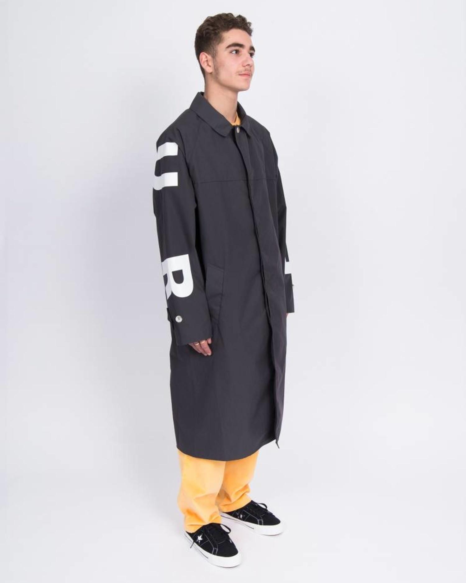Futur ETA Coat Dark Grey