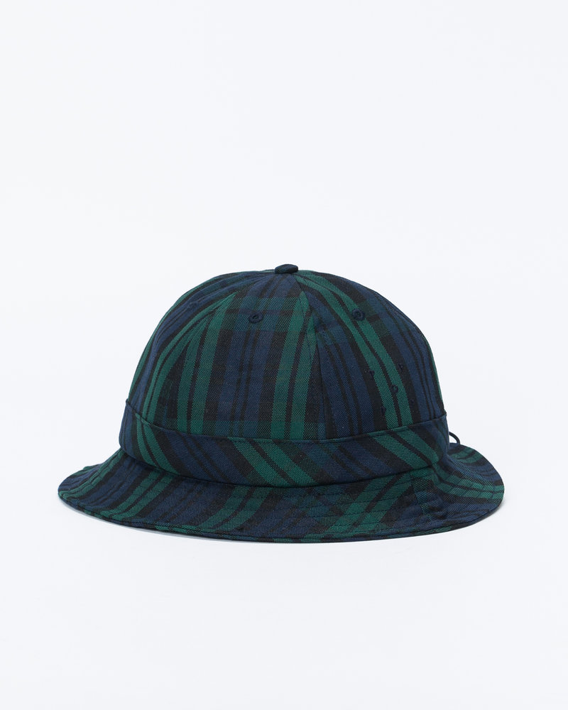 Pop Trading Co Pop Trading Co bell hat nightwatch plaid S/M