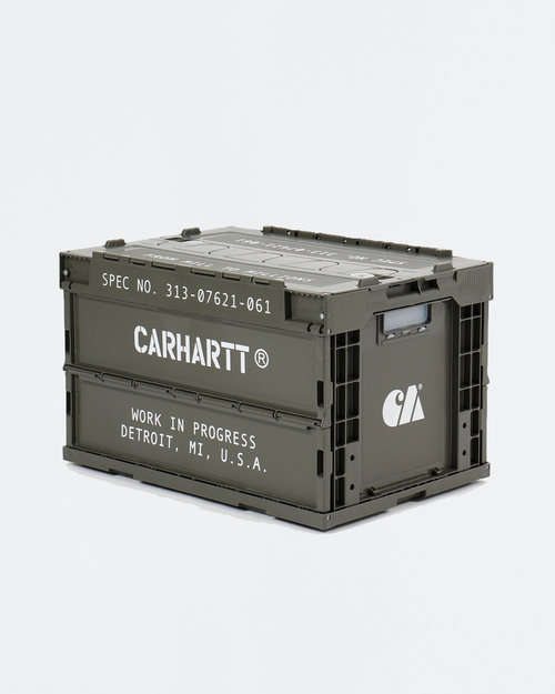 Carhartt Carhartt Foldable Storage Container Plastic Cypress