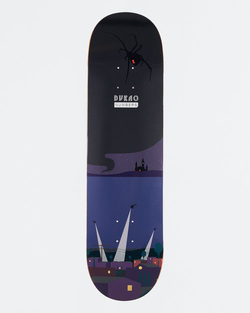 Numbers Edition Numbers Edition Durao Deck Edition 6 Series 1 8.3