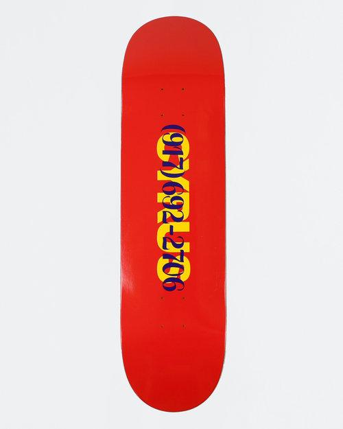 Call Me 917 Call Me 917 Dialtone 8.18 Red