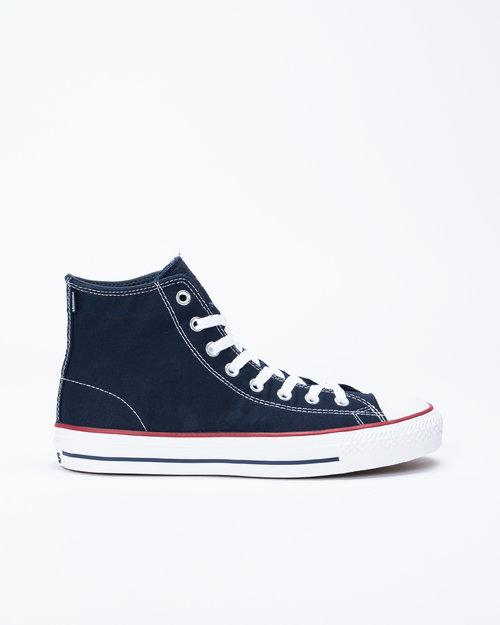 Converse Converse Ctas Hi Pro Obsidian/White/Enamel Red Dark Navy