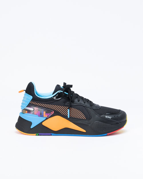 Puma Puma RS-X x Tetris Black/Luminous Blue