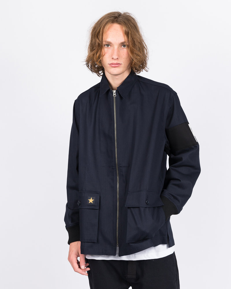 Poets Poets Thinker Jacket Navy