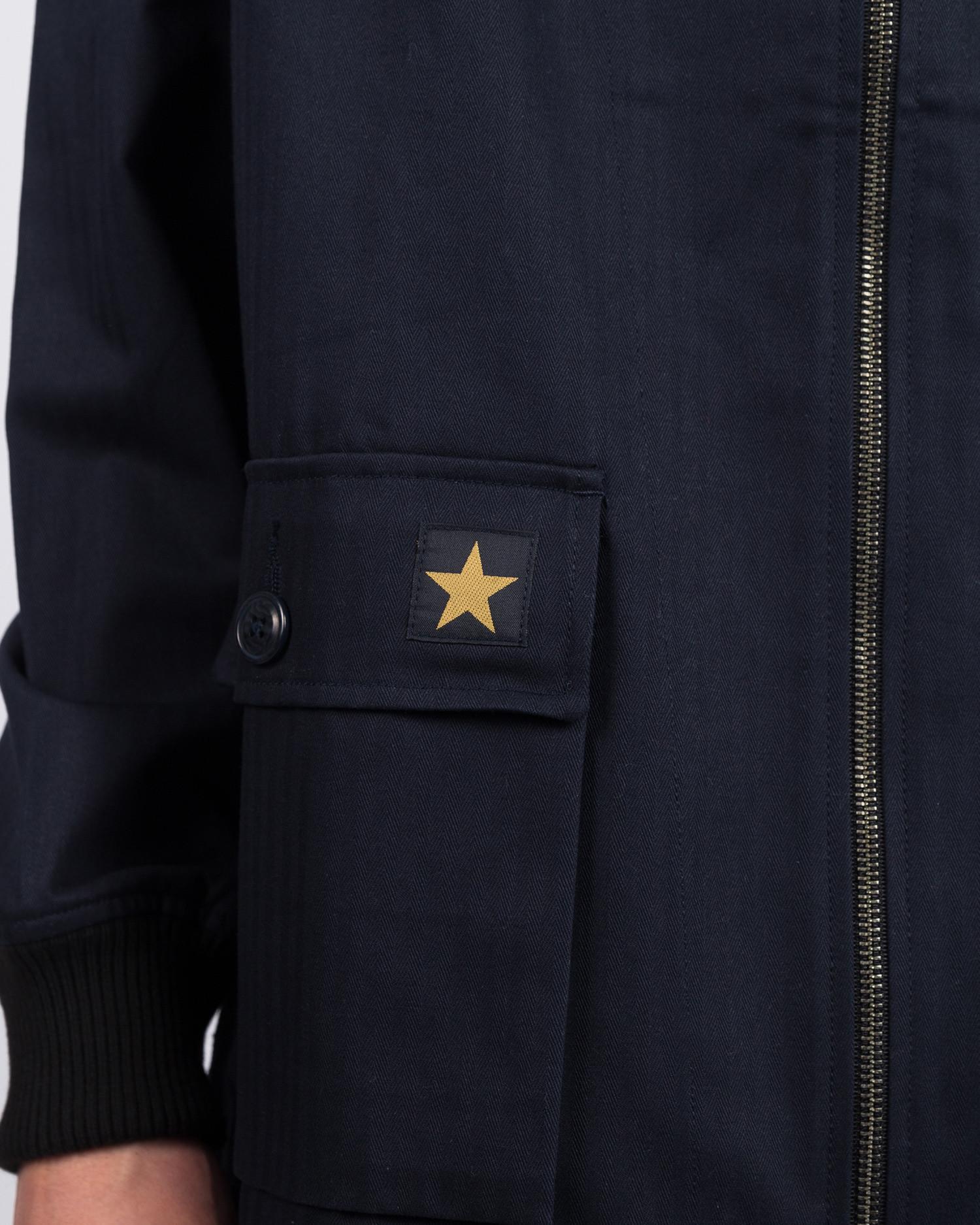 Poets Thinker Jacket Navy