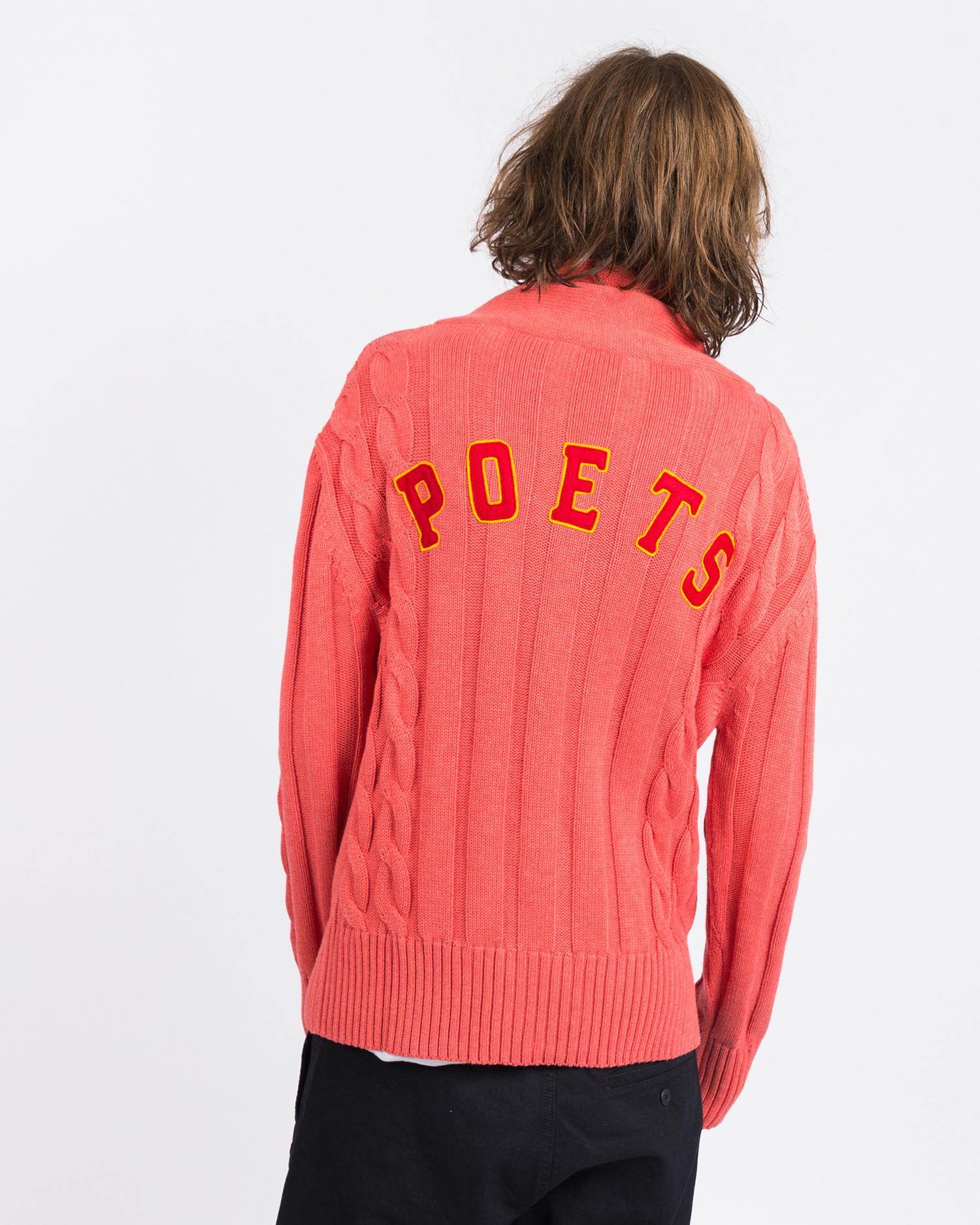 Poets Tomato Sweater