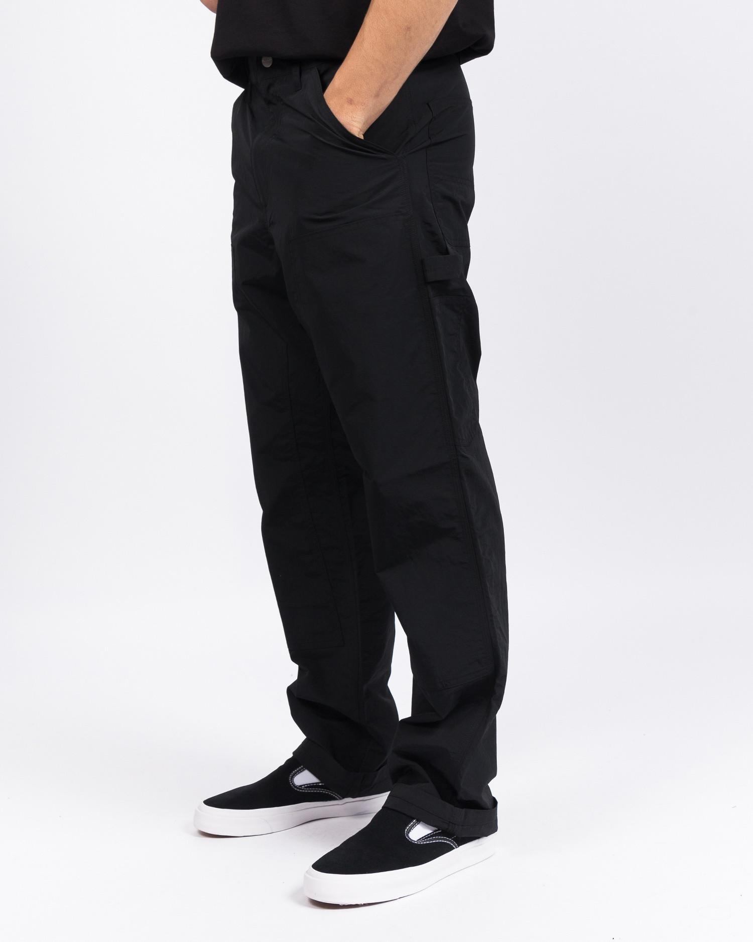 Carhartt x Pop Trading Co Double Knee Pant Black