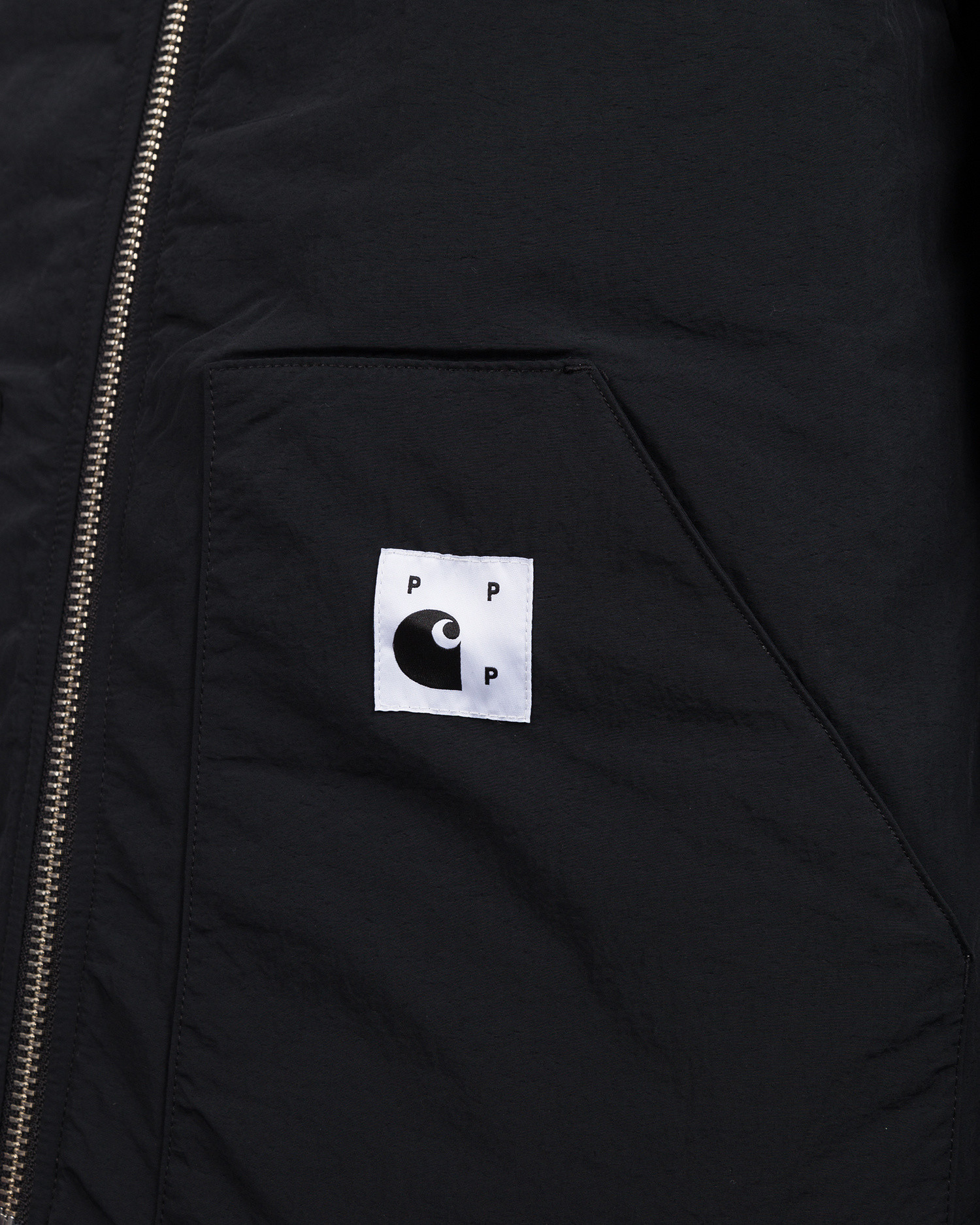 Carhartt x Pop Trading Co Classic Vest Black