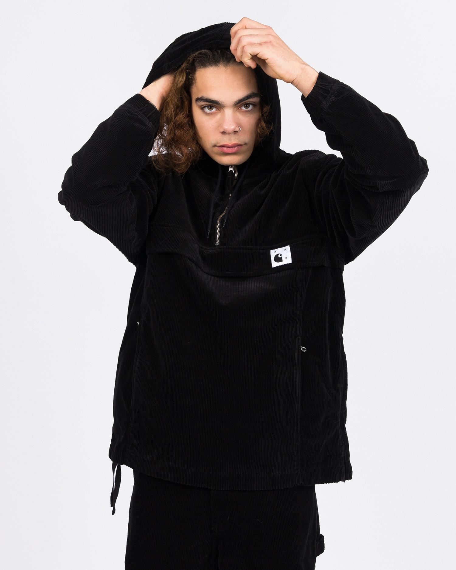 Carhartt x Pop Trading Co Nimbus Pullover Black