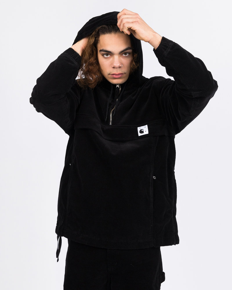 Pop Trading Co Carhartt x Pop Trading Co Nimbus Pullover Black