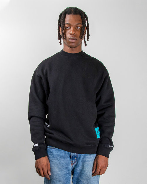 PlatformX ASAP Ferg Hamilton Heights Crewneck Black