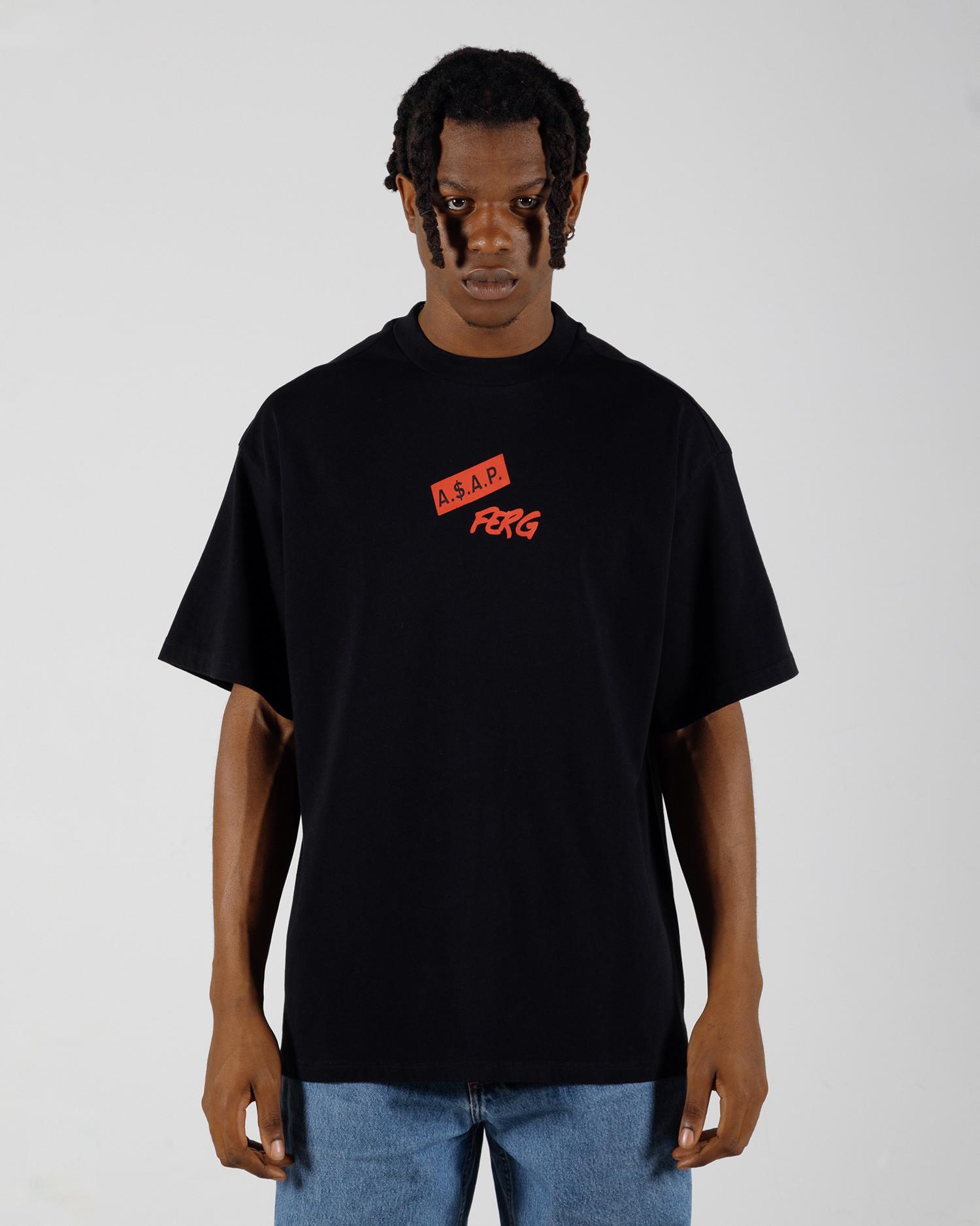 ASAP Ferg Written t-shirt Black