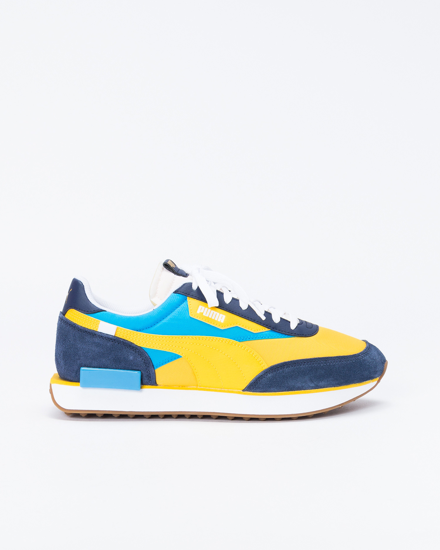Puma Future Rider OG Pack Peacoat-Spectra Yellow