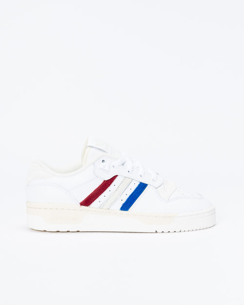 Adidas Adidas Rivalry Low Low Ftwwht/Cwhite/Clowhi