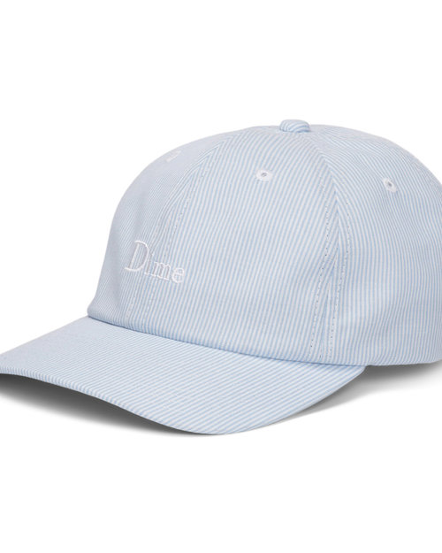 Dime Dime Classic Logo Cap Light Blue