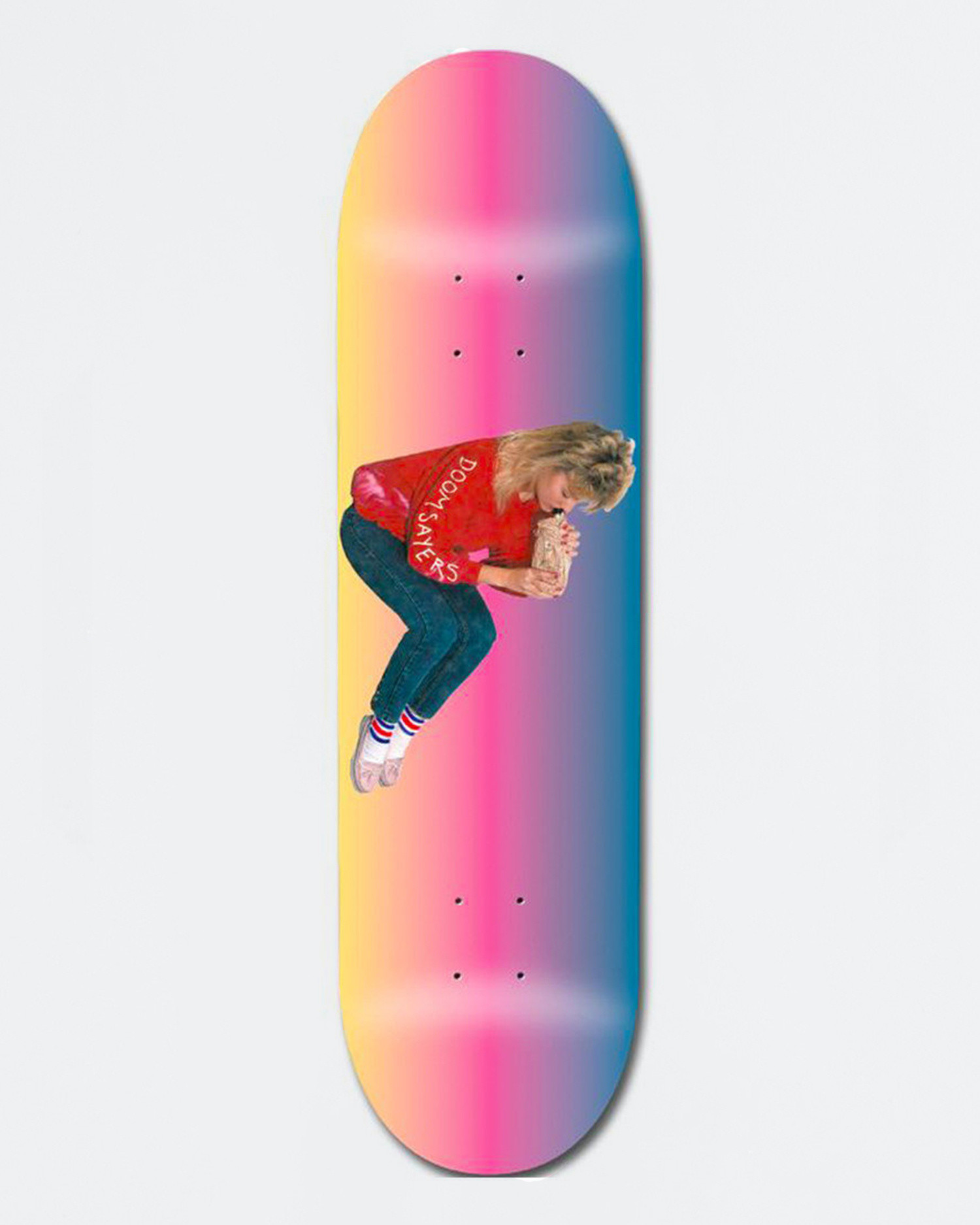 Doomsayers Deck Floating Becky Rainbow 8.08