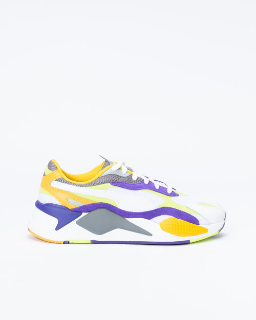 Puma Puma RS-X ³ Level Up White/Limepunch