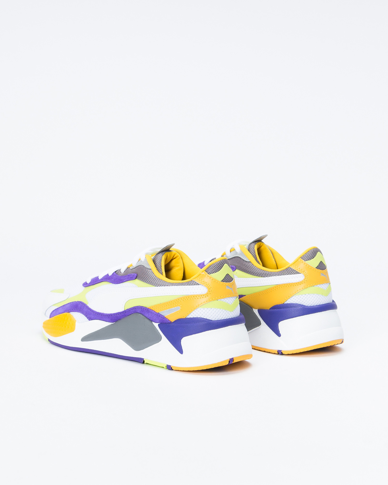 Puma RS-X ³ Level Up White/Limepunch