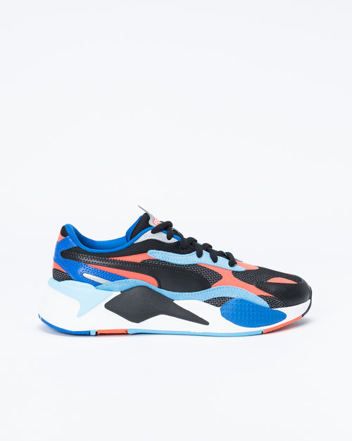 Puma Puma RS-X ³ Level Up Black/Hot Coral
