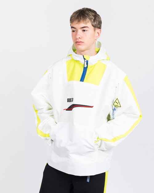 Puma Puma x Ader Error Windbreaker White