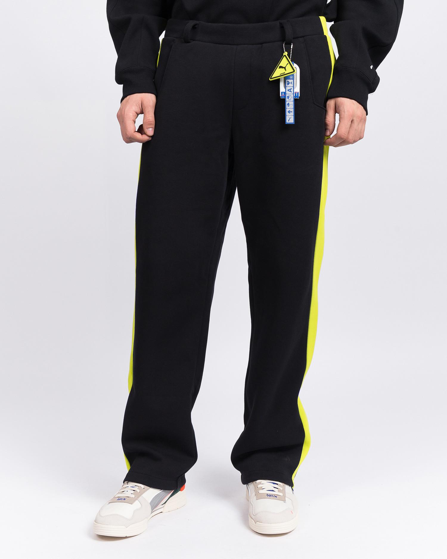 Puma X Ader Error T7 Overlay Pants Cotton Black