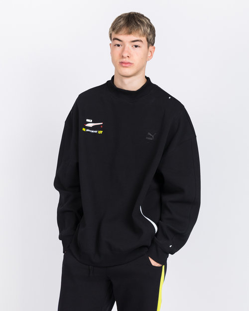 Puma Puma X Ader Crewneck Cotton Black