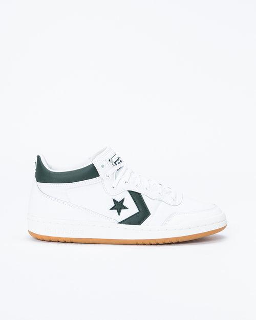 Converse Converse Fastbreak Pro Mid White/Deep Emerald/Gum