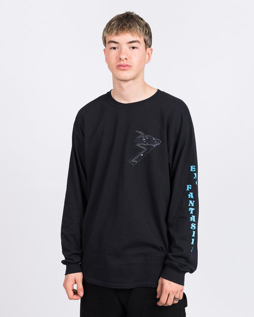 Dear skating Dear Skating Ohio Stealth Longsleeve Black