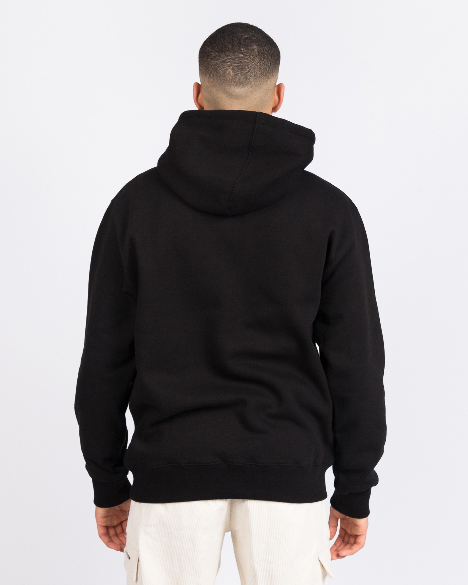 Have A Good Time Apple Hoodie Black