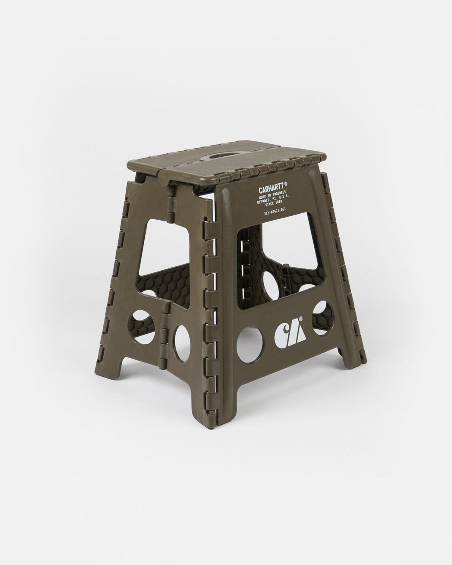 Carhartt Foldable Stool Plastic Cypress
