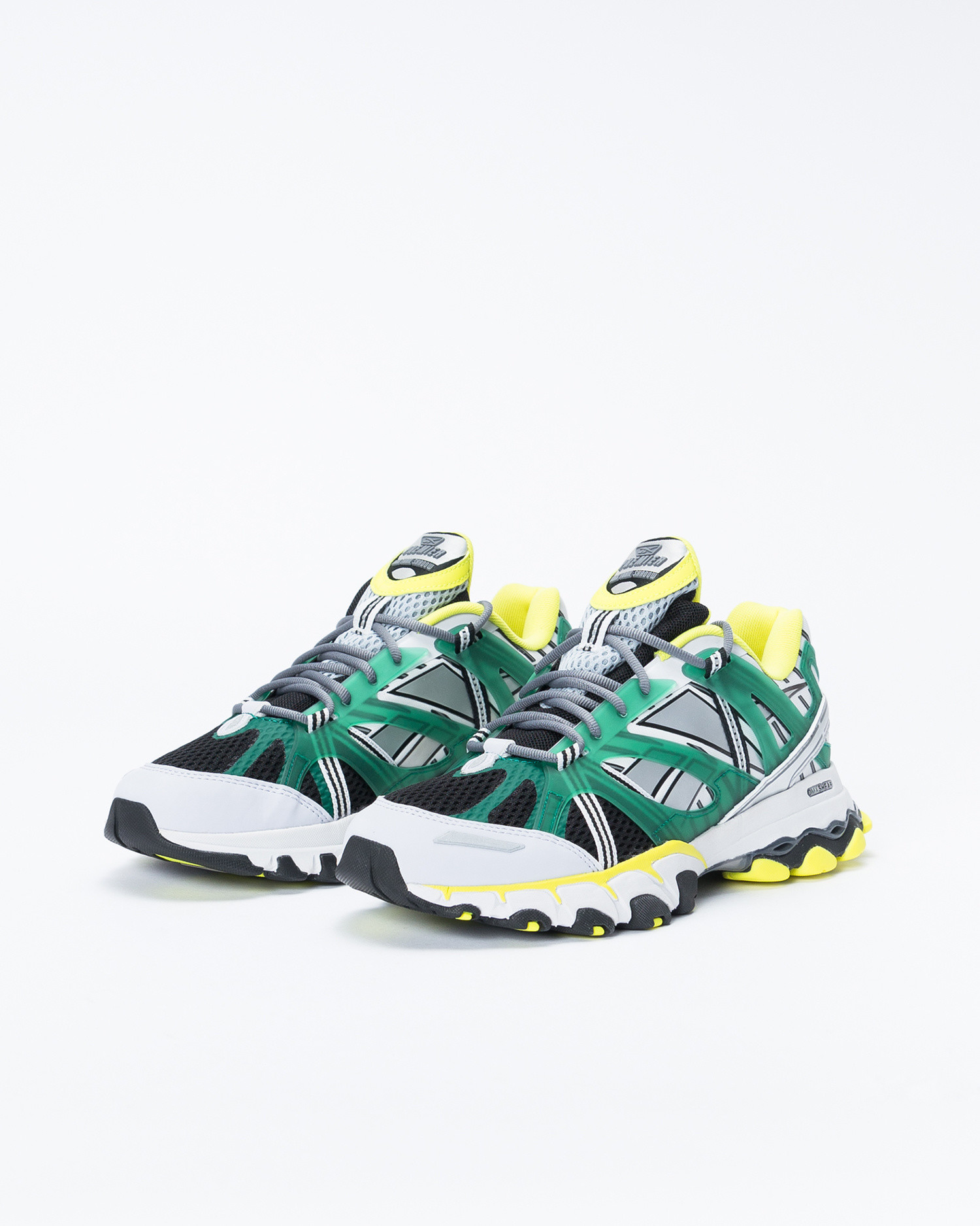 Reebok DMX Trail Black/Cloud Green
