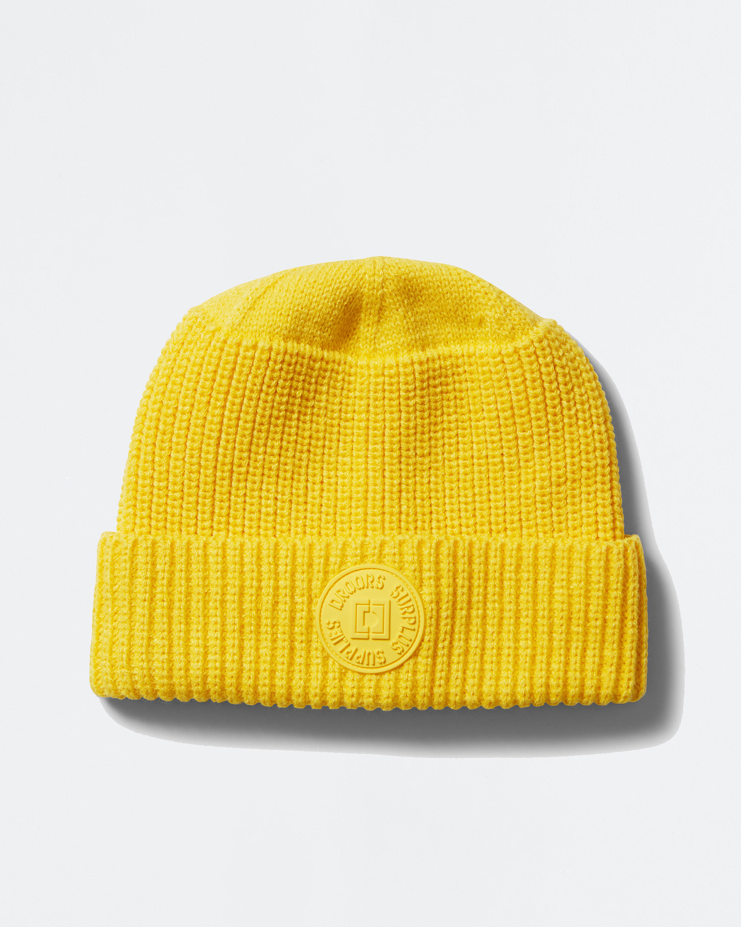 Droors Tonal Patch Beanie YHH0