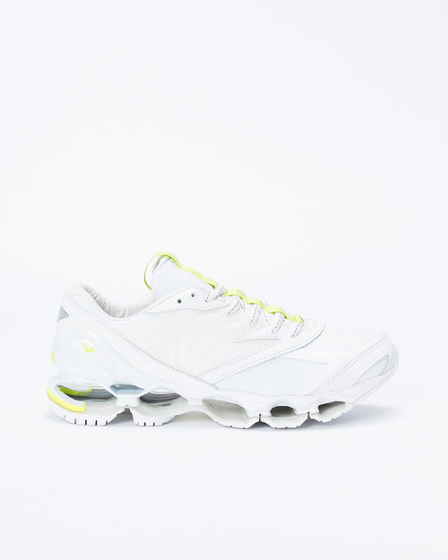 Futur Futur X Mizuno Wave Prophecy White/White/Safety Yellow