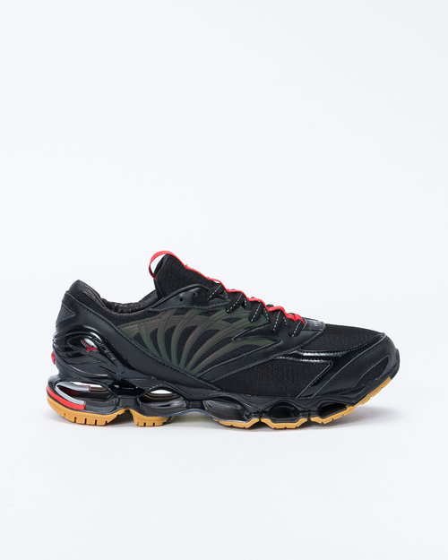 Futur Futur X Mizuno Wave Prophecy Black/Black/High Risk Red