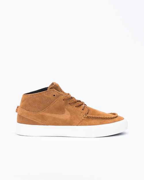 Nike Nike SB Zoom Janoski Mid RM Craft Lt british tan/lt british tan-black