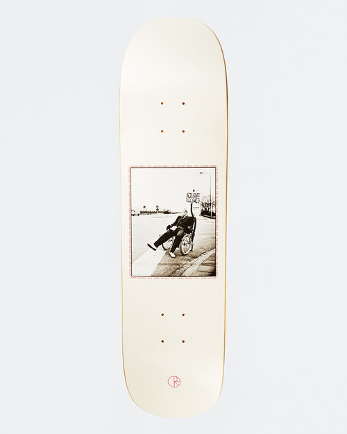 Polar Polar Deck KLEZ - Kidney for Sale 8.38 inch IVORY