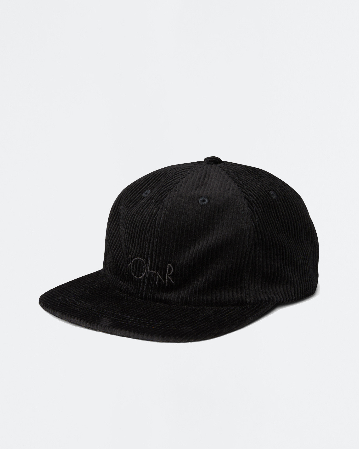 Polar Cord Cap Black