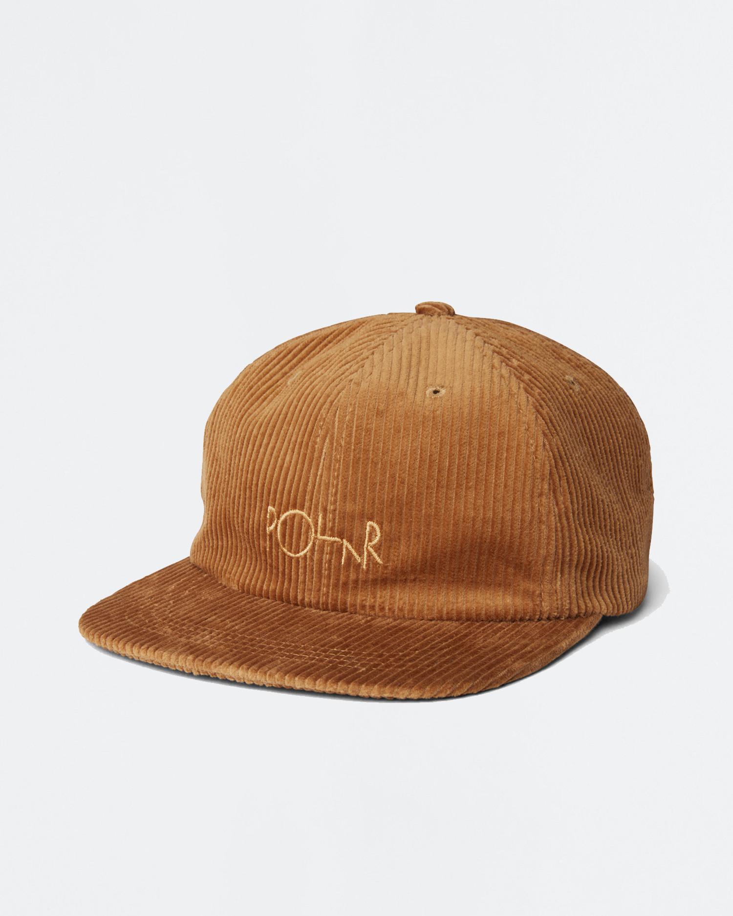 Polar Cord Cap Tan