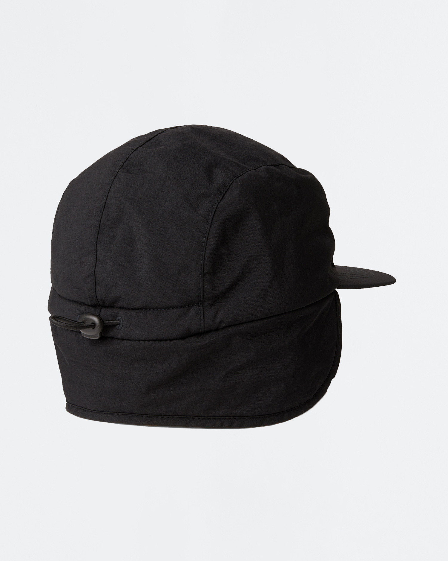Polar Flap Cap Black