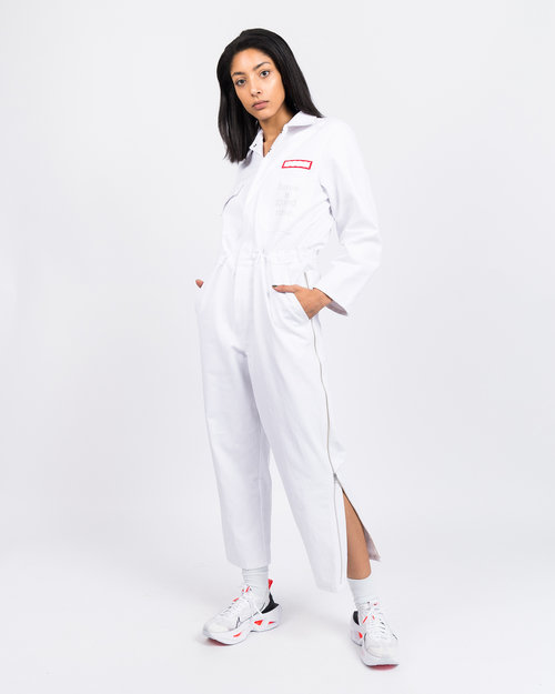 HAVE A GOOD TIME Have A Good Time All-In-One Jumpsuit Cream
