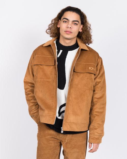Polar Polar Cord Jacket Tan